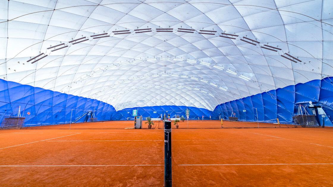 Traglufthalle - Tennis